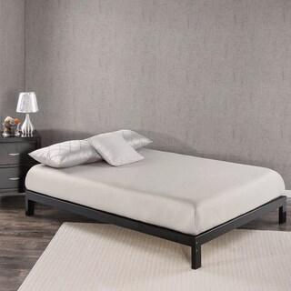 Priage by Zinus Black Platform Bed - Full