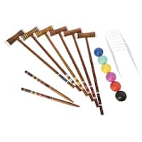 Halex Select 6 Player Croquet Set