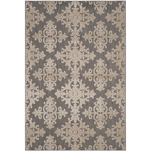 Safavieh Cottage Taupe Rug (4' x 6')