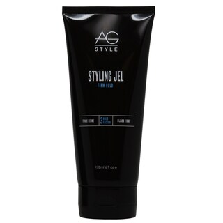 AG Style Styling Firm Hold 6-ounce Jel