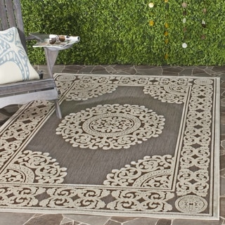 Safavieh Cottage Taupe Rug (3' 3 x 5' 3)