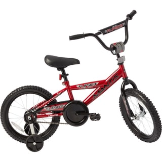 Mantis Flipside Red 16-inch Kids Bicycle