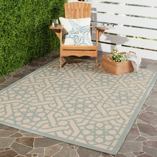 Martha Stewart by Safavieh Triumph Cayenne Indoor/ Outdoor Rug - 4' x 5' 7