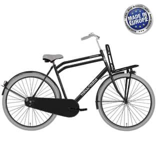 Hollandia Transport M Black 700C City Dutch Bicycle|https://ak1.ostkcdn.com/images/products/11729773/P18648610.jpg?impolicy=medium