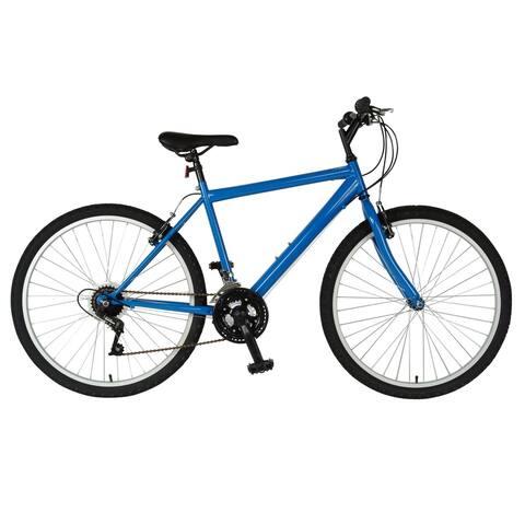 Cycle Force 26-inch Rigid Mens Mountain Bike