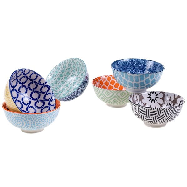 Shop Certified International Mix Amp Match Chelsea Bowls