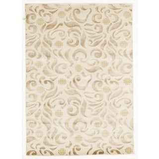 Hand-knotted Area Rug  (4' x 5' 9)