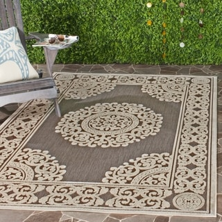 Safavieh Cottage Taupe Rug (9' x 12')