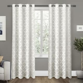 ATI Home Cartago Insulated Woven Blackout Window Curtain Panel Pair|https://ak1.ostkcdn.com/images/products/11731172/P18649978.jpg?impolicy=medium