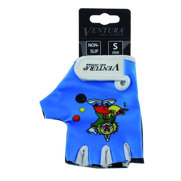 Ventura Bicycle Gloves XS (Blue)