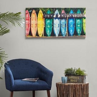 Intelligent Design Kayaking Colors Gel Coat Canvas
