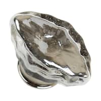 GlideRite 1.75-inch Oval Mercury Glass Eye Cabinet Knob (Pack of 10 or 25)