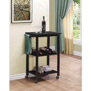 Porch & Den Curtis Kitchen Cart