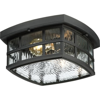 quoizel outdoor lighting quoizel coastal armour stonington glass outdoor lighting for less overstockcom