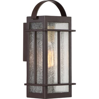 Quoizel Crestview Small Wall Lantern