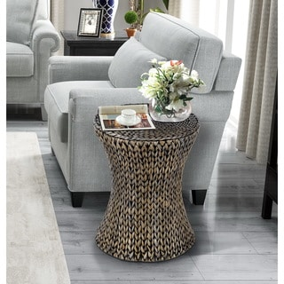 Link to Gallerie Decor Hourglass Accent Table Similar Items in Living Room Furniture