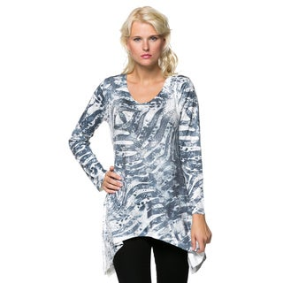 High Secret Women's Embellished Long Sleeve Tunic