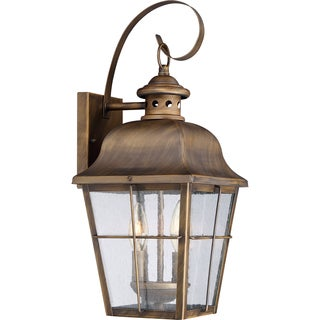 Quoizel Millhouse Medium Wall Lantern