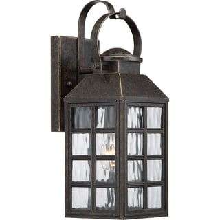 Quoizel Miles Small Wall Lantern