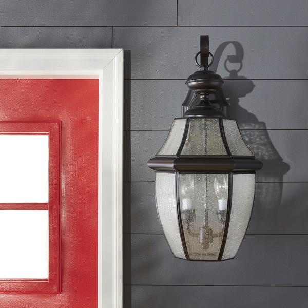 shop quoize newbury with seedy glass large mystic black wall lantern