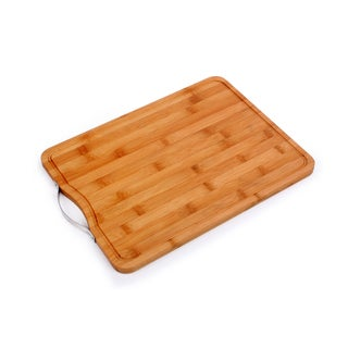 Culinary Edge by Kalorik Premium Bamboo 13 X 9.5 Cutting Board
