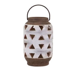 Xixa Large Cutout Lantern