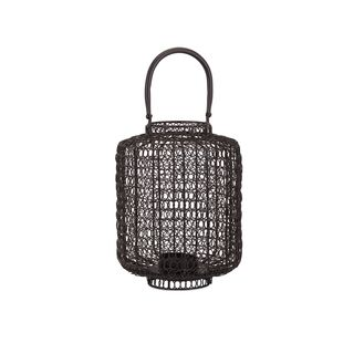 Roda Small Iron Scroll Lantern