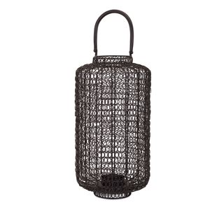 Roda Large Iron Scroll Lantern