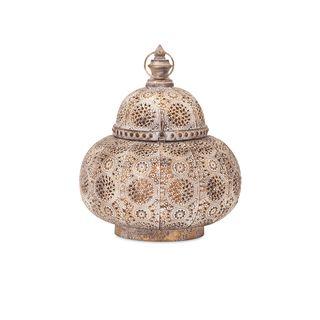 Eliza Small Pierced Lantern