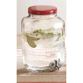 TAG Vintage Jar Drink Dispenser
