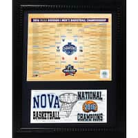 11x14 Deluxe Frame - 2016 National Champions University of Villanova