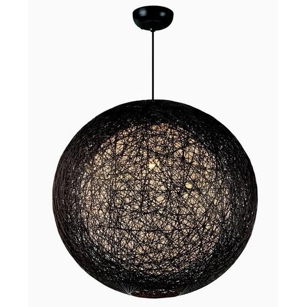 Maxim Bali 1-light Single Pendant