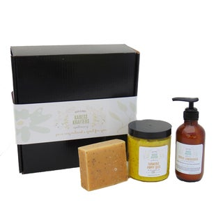 Turmeric and Citrus Lemongrass Gift Set