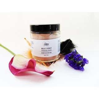 Milk and Honey Facial Cleansing Grains, Exfoliate, Deep Cleanse, Mask by Karess Krafters Apothecary