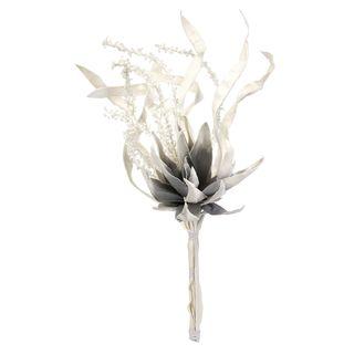 Claudette White Floral Bundle