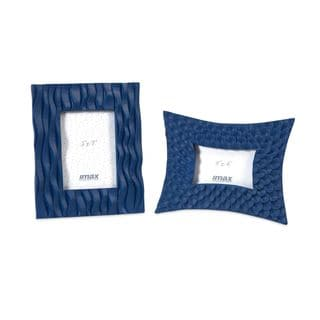 Essentials Marine Blue Frames - Set of 2