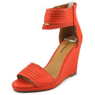 Michael Antonio Women's 'Alani' Synthetic Sandals