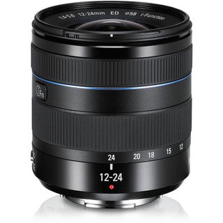 Samsung 12-24mm f/4-5.6 ED Wide-Angle Zoom Lens
