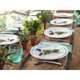 Corelle Garden Lace 16-Piece Dinnerware Set