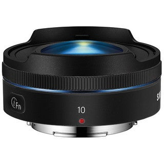 Samsung 10mm f/3.5 Fisheye Lens