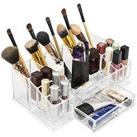 Sorbus Makeup Storage Large Display Drawers are Stackable Detachable