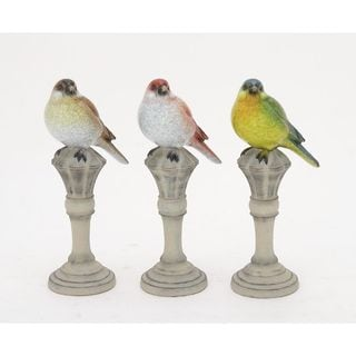 Chirpy Ps Bird On Stand