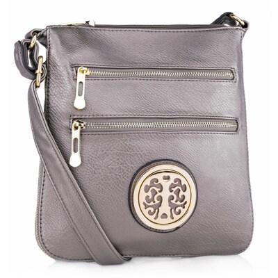 MKF Collection Aline Crossbody Shoulder Bag by Mia K. Farrow