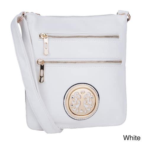 MKF Collection Aline Crossbody Shoulder Bag by Mia K.