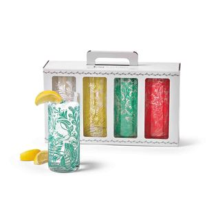 TAG Tropical Tumblers Set of 4