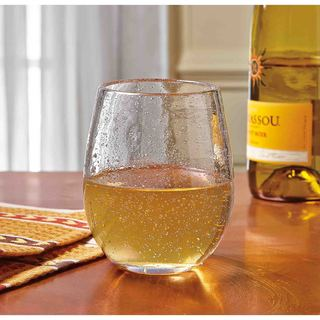 TAG Bubble Glass Stemless Glass (Set of 4)
