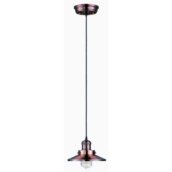 Maxim Mini Hi-Bay-Single Pendant - Copper