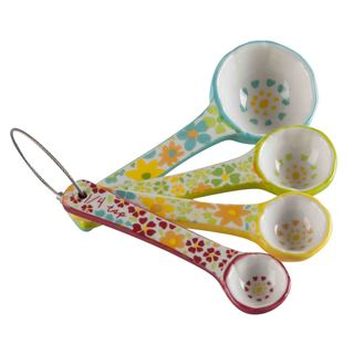 TAG Floral Bird Measuring Spoons