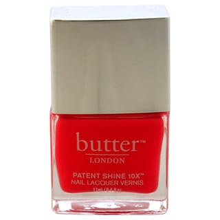 Butter London Patent Shine Flusher Blusher 10X Nail Lacquer