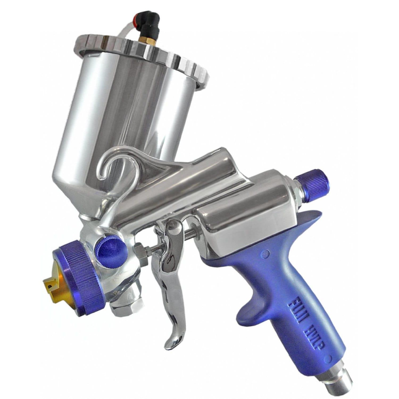 Fuji 9600-G Gravity G-XPC Spray Gun - Purple (Fuji 9600-G Gravity G-XPC Spray Gun)